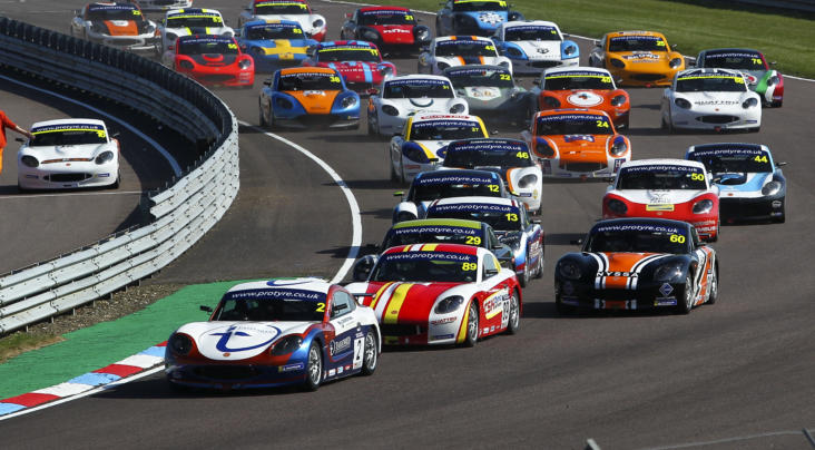 Over Sixty Ginettas Set For Spa Francorchamps