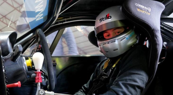 Ryan Firth And EDF Motorsports Enter 2019 Ginetta GT5 Challenge