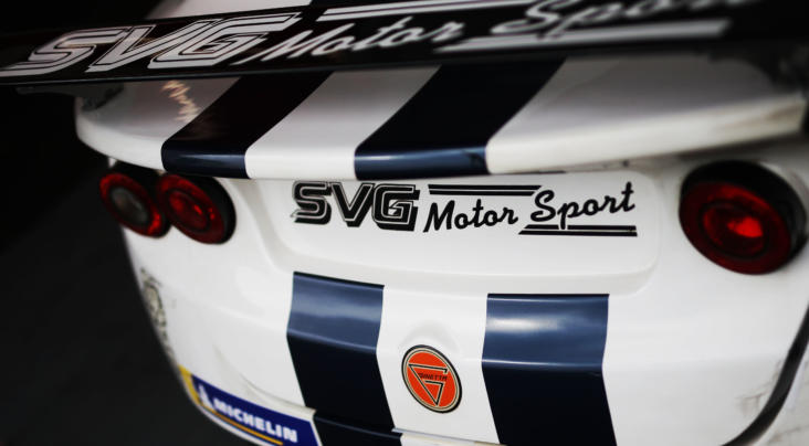 SVG Motorsport Join Ginetta GT Academy Grid