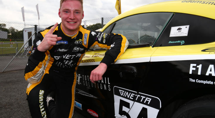 Smalley Clinches Junior Title in Dramatic Finale