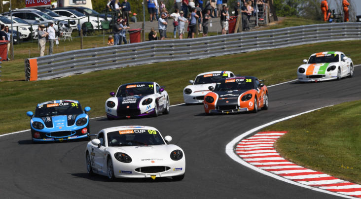 Preview: Ginetta G40 Cup, Round Two, Snetterton