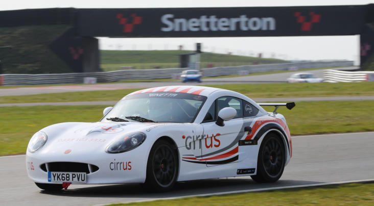 Preview: Ginetta Racing Drivers Club, Round One, Snetterton