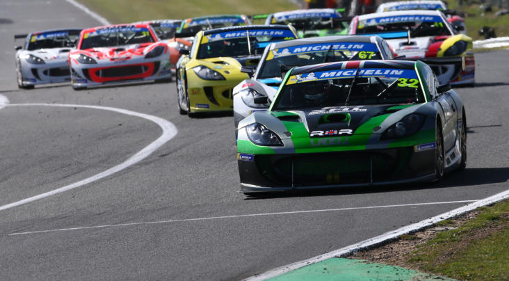 GT4 SuperCup Champions Crowned after Two Races at Brands Hatch