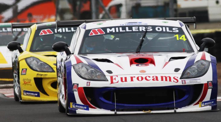 Preview: Ginetta GT4 SuperCup, Round Seven, Brands Hatch