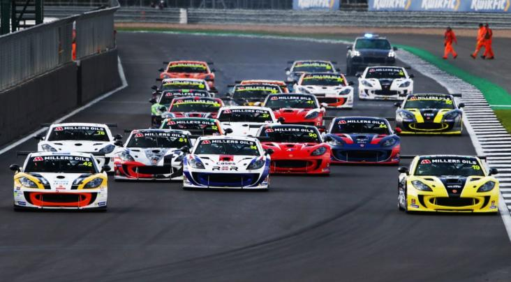 Preview: Millers Oils Ginetta GT4 SuperCup, Round Eight, Brands Hatch