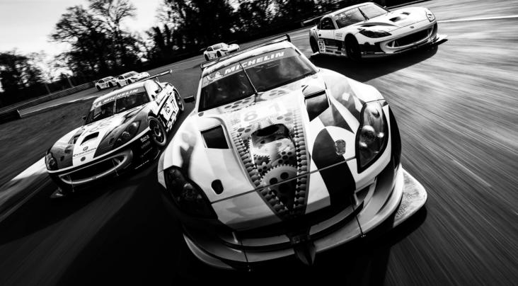 Preview: It's Anyone's Game in The Michelin Ginetta GT4 SuperCup