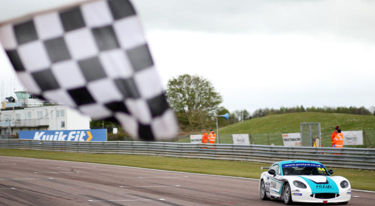 Famous Five Enjoy Class Victories In Ginetta GT5 Challenge Opener