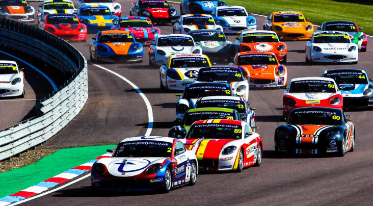 Preview: Ginetta GT5 Challenge and G40 Cup, Silverstone