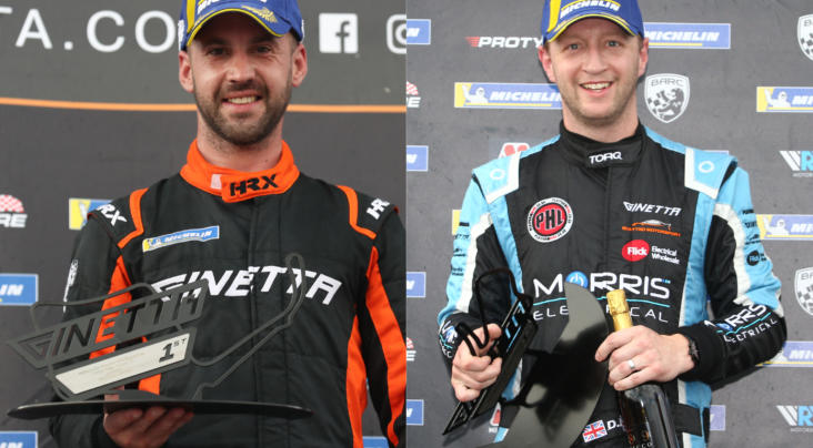 Triple M Enter Hibbert And Morris In Millers Oils Ginetta GT4 SuperCup...