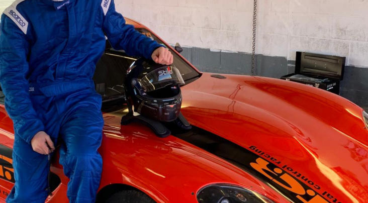 Will Rochford Set For Racing Debut In Michelin Ginetta Junior Championship