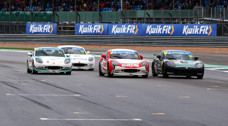 Silverstone Serves Up Michelin Ginetta Junior Championship Thrillers