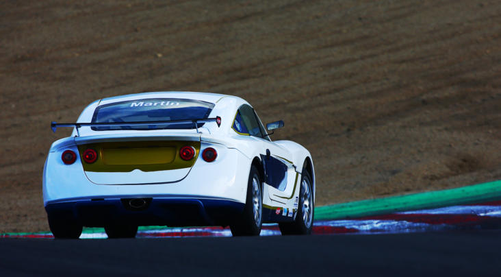 Will Martin Stays With Richardson Racing For Michelin Ginetta Junior C...