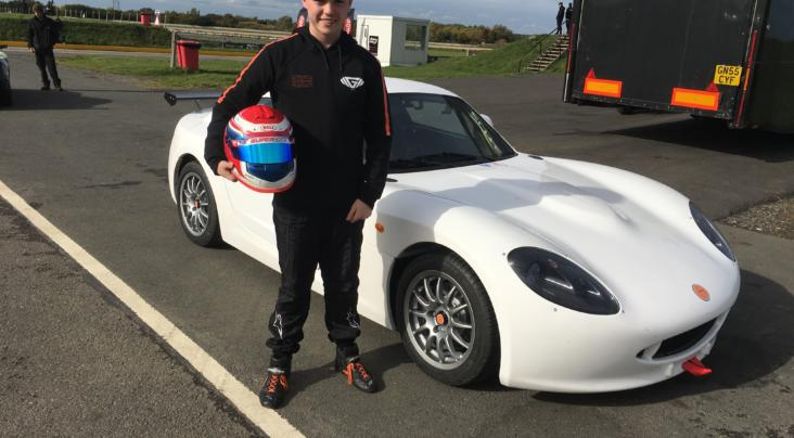 In2Racing Enter Michelin Ginetta Junior Championship With Zak Taylor