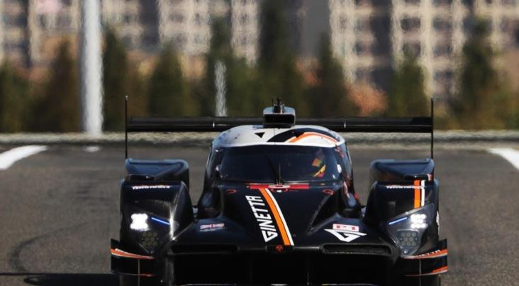 Landmark Performance for Ginetta in China