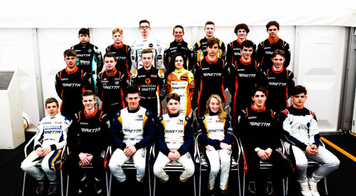 Preview: Top Of The Class For The Ginetta Juniors