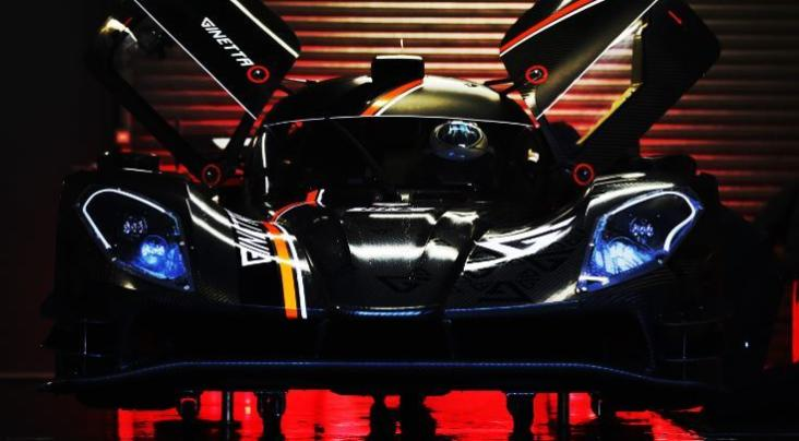 2020 Ginetta LMP3 - Progress In Testing - And In The Marketplace