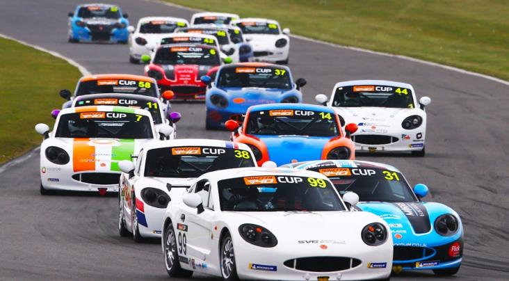 Preview: Ginetta G40 Cup, Round Three, Silverstone