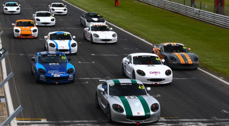 Preview: Ginetta Racing Drivers Club, Round Two, Silverstone