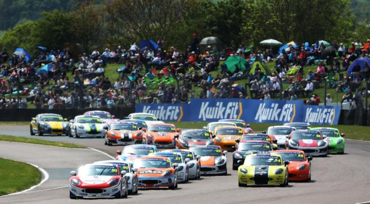 Preview: Ginetta GT5 Challenge, Round Three, Silverstone