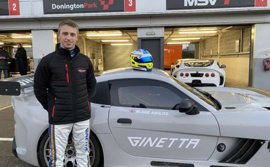 Blake Angliss Tackles GT Pro In 2021 With Century Motorsport