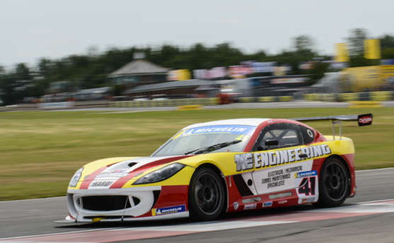 Boardley takes first Blood At Croft