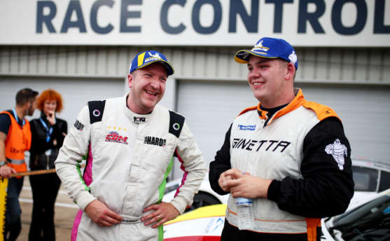 Ladell And Boardley Take Sunday SuperCup Wins At Silverstone