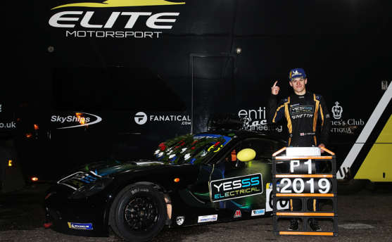 Taylor Joined By Sekkat and Bennett In Elite GT5 Challenge Entry