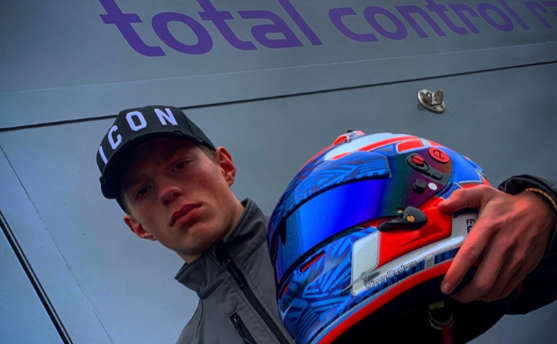 Fin Green Graduates To Millers Oils Ginetta GT4 SuperCup With TCR