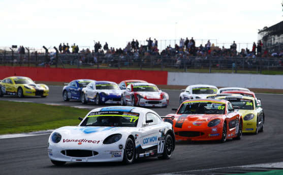 Foster Completes Junior Clean Sweep At Silverstone