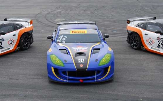 Watch out Pirelli World Challenge. The Brits are back.