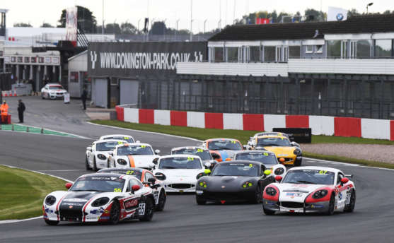 Preview: Ginetta Racing Drivers Club, Round Five, Snetterton
