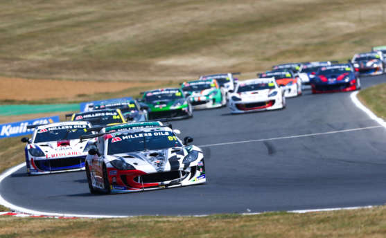 Preview: Ginetta GT4 SuperCup, Round Three, Oulton Park