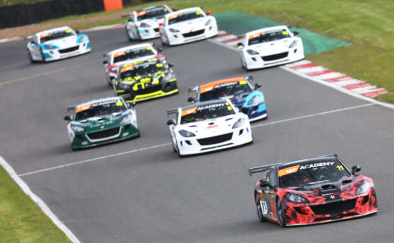 Preview: 2021 Ginetta GT Academy – Donington Park