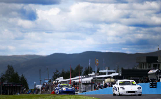 Hedley Scores second Junior Pole at Knockhill