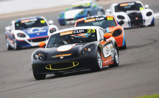 Silverstone Produces New Class Winners In Ginetta GT5 Challenge