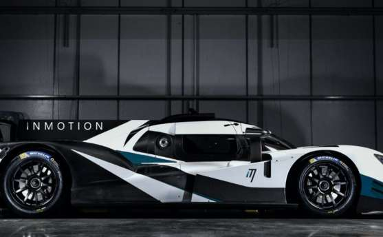 Student team InMotion purchases rolling chassis from British car manufacturer Ginetta