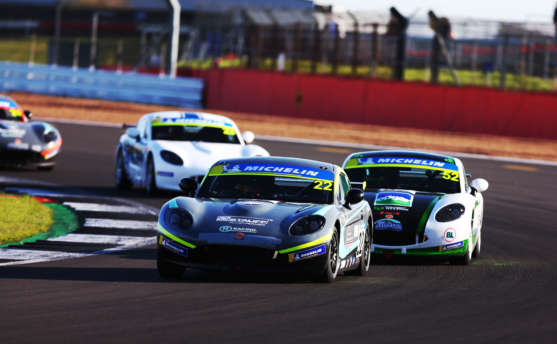 Voisin Stars At Silverstone With Double Win