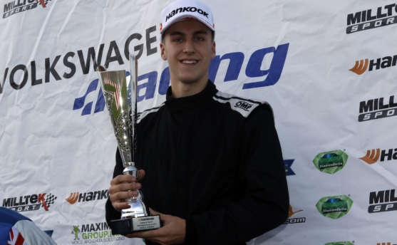 Lewis Ryder Joins Ginetta Family With GT5 Challenge Debut
