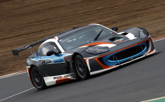 Former Ginetta Champion Nick Halstead Joins Millers Oils Ginetta GT4 SuperCup