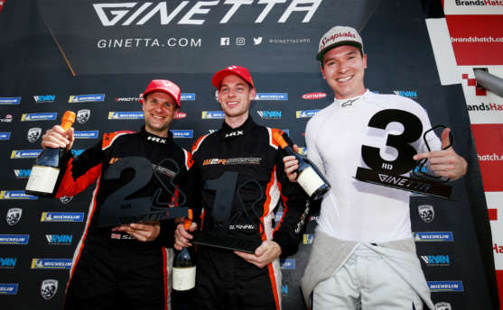 Brands Double Caps Off Perfect Season For Crawshaw