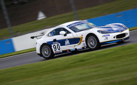 Malin Joined By Angliss At Richardson Racing For 2020 Ginetta GT5 Challenge