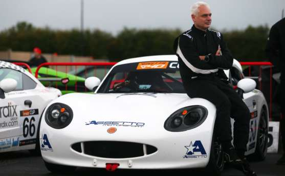 Robin Grimwood Moves Up To Ginetta G40 Cup With Assetto Motorsport