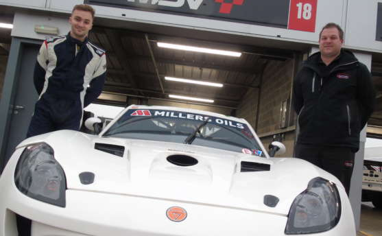 Andy Spencer Joins Century Motorsport For GT4 SuperCup Debut