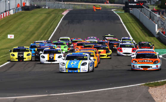 Ginetta GT5 Challenge Produces Three Different Winners At Donington Park