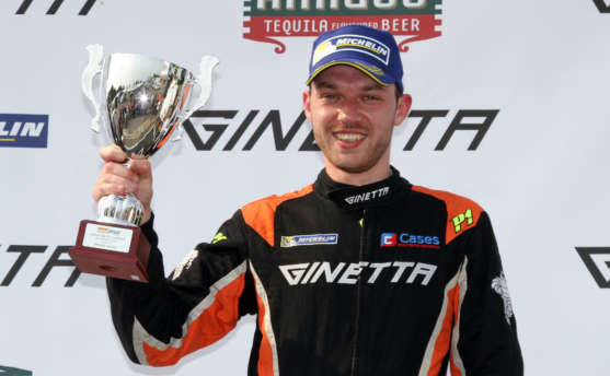 Former Title Contender Will Burns Returns To Millers Oils Ginetta GT4 SuperCup