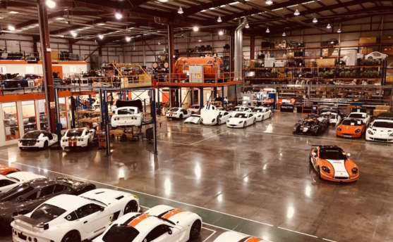 A Video Celebrating Sixty Years Of Ginetta. Happy Birthday To Us.