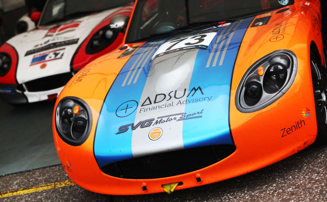 SVG Motorsport Confirm Multi-Car Entry For Ginetta G40 Cup