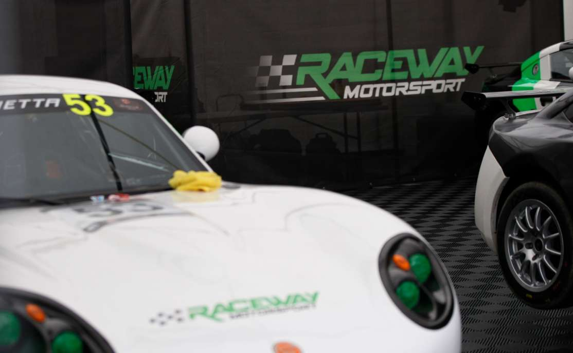 GRDC Trio Move Up To G40 Cup With Raceway Motorsport