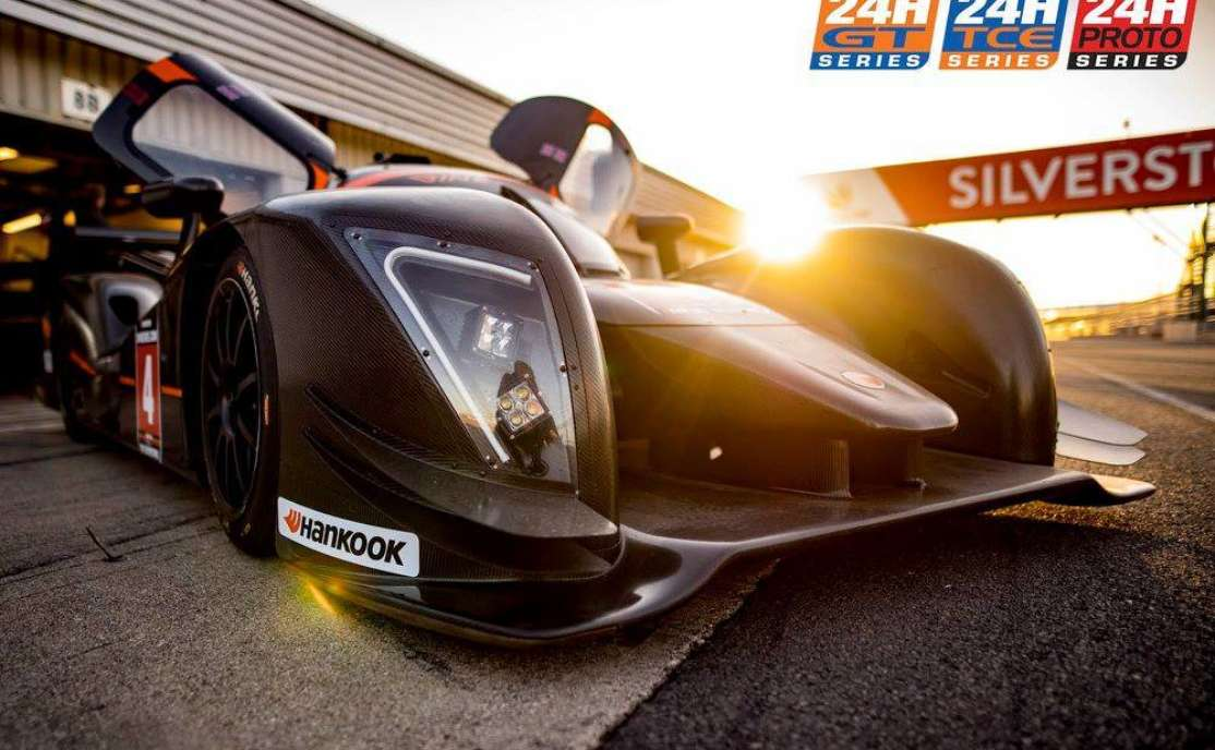 Pole Position For G58 In Silverstone 12 Hours
