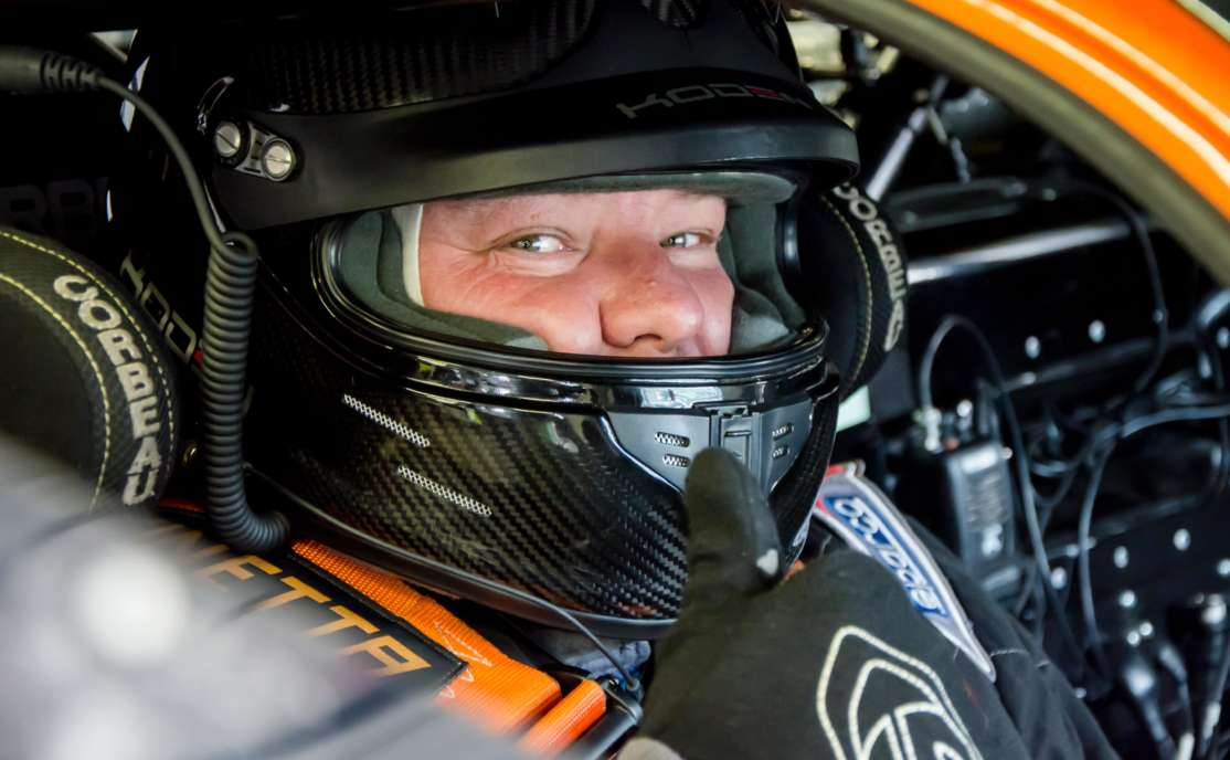 Team HARD. Racing Adds Darron Lewis To Millers Oils Ginetta GT4 SuperCup Entry